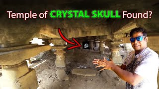 Ancient Temple Of Crystal Skull Found In India?