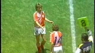 Germany v Denmark (Mexico '86) (Pt. 3)
