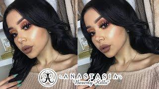One Brand Makeup Tutorial: Anastasia Beverly Hills - ABH | Daisy Marquez