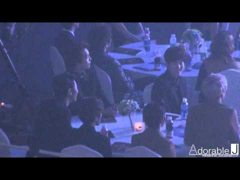 [FANCAM] 130131 서울가요대상  EXO K ver  Electric Shock (EXO K focus)