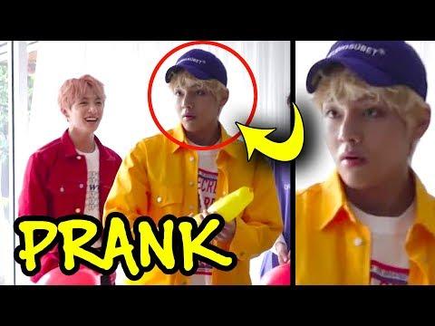 BTS prank & tease each other 😅