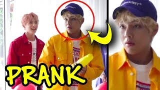 BTS prank & tease each other 😅