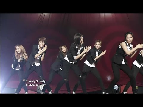 【TVPP】SNSD - Sorry Sorry (Super Junior), 소녀시대 - 쏘리 쏘리 @ Special Stage, Show Music Core Live