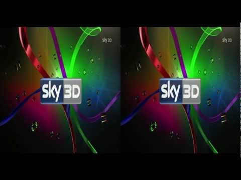 Sky 3D Italy - Short Ident 2012 King Of TV Sat