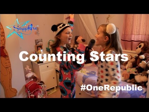 Baixar OneRepublic - Counting Stars by 8 year old Skye & 10 year old Sapphire