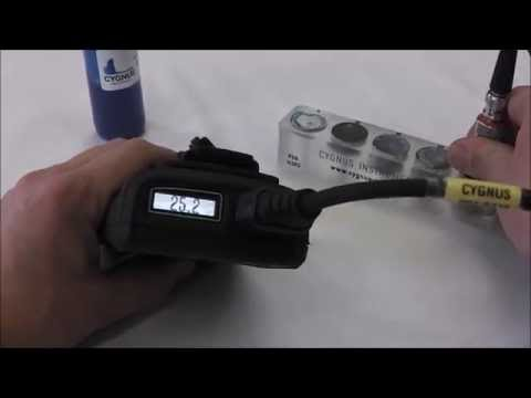 How to Calibrate a Cygnus 2+ Ultrasonic Thickness Gauge in Multiple-Echo Mode