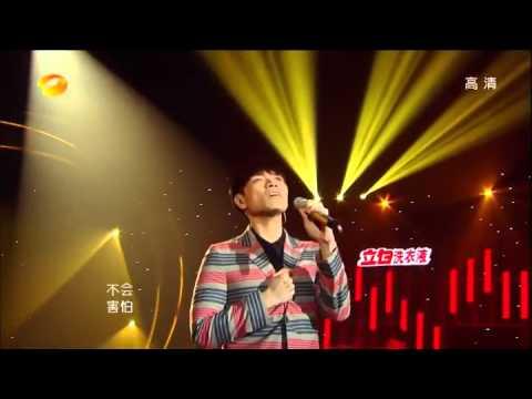 湖南卫视我是歌手-杨宗纬《流浪记》-20130329