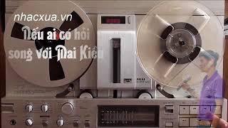 Nếu ai có hỏi karaoke cover song ca với Mai Kiều