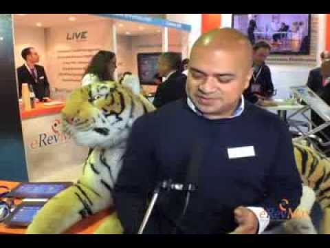 ITB Berlin 2015- Interview with Reuel Ghosh, President, Founder & CEO