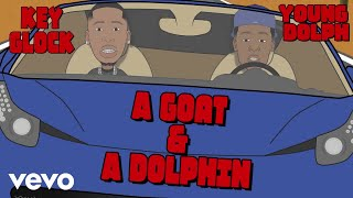 Young Dolph, Key Glock - A Goat & A Dolphin (Visualizer)