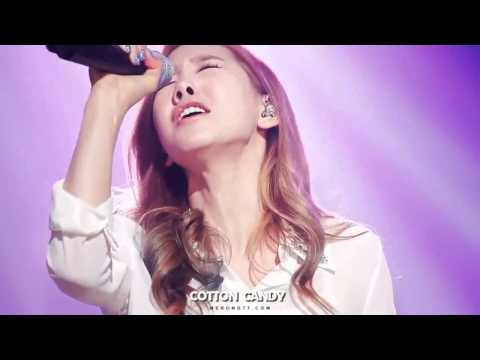 Taeyeon's Emotional Singing
