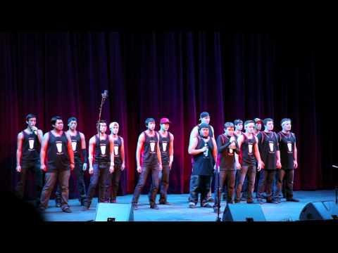 Chapman University's Men of Harmony performs Fix You [HQ]
