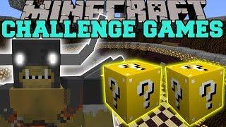 Minecraft: GENERAL GRAARDOR CHALLENGE GAMES - Lucky Block Mod - Modded Mini-Game
