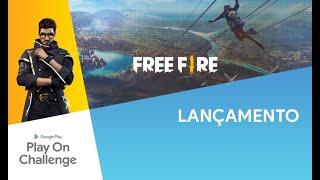 Google Play On Challenge / Free Fire - Prontos pra queda?