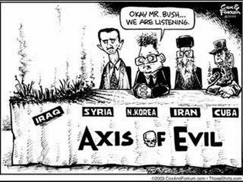 Axis of Evil - Sodom