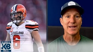 Is Baker Mayfield's biggest problem attitude or athleticism?   Kanell & Bell