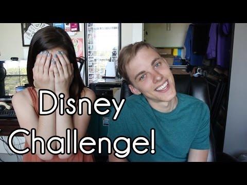 Disney Challenge with JON COZART!