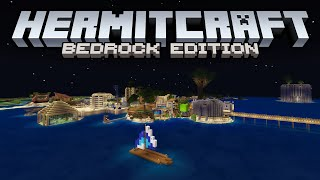 Hermitcraft Bedrock Edition! (Bedrock World Downloads)