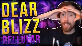 """Asmongold Reacts to """"Dear Blizzard... Reclaiming The Excitement of Warcraft"""" by Bellular"""