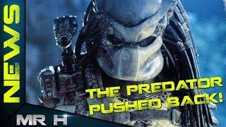 The Predator 2018 Release Date DELAYED
