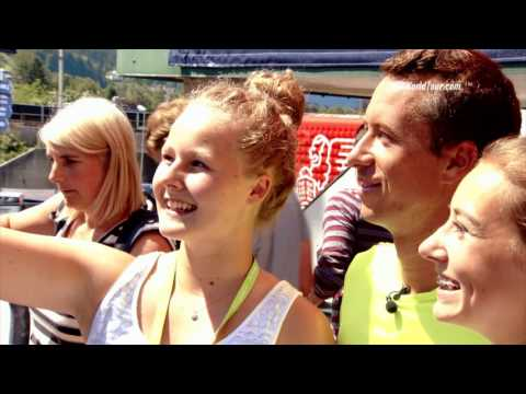 Behind The Scenes In Kitzbuhel 2016