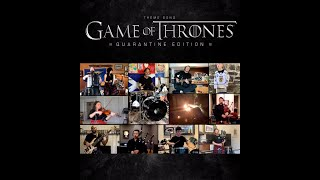 The American Rogues - GAME of THRONES THEME -- American Rogues Quarantine Edition