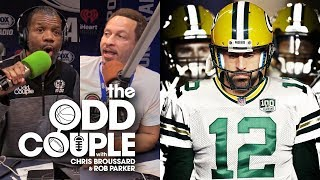 Chris Broussard & Rob Parker - Is Aaron Rodgers Back in the GOAT Conversation?