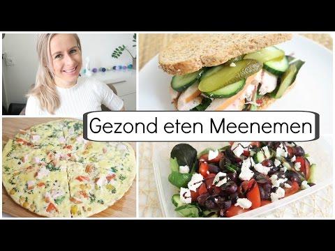 Gezond Eten Meenemen - 3x Lunch Recept voor School of Werk #2