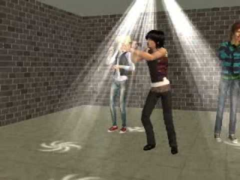 Quest Pistols Клетка Sims 2
