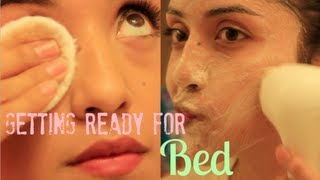 Getting Ready for Bed Routine -DulceCandy