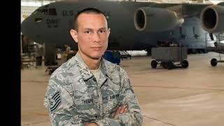 Airman Draws Inspiration From Vietnam Veteran