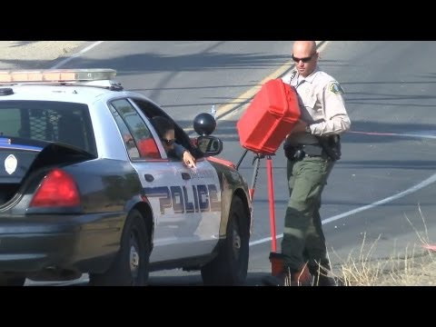LAKE ELSINORE: Motorcyclist Dies After Hitting Tree - Smashpipe News Video