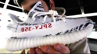 THE MOST EXPENSIVE ADIDAS YEEZY EVER!!