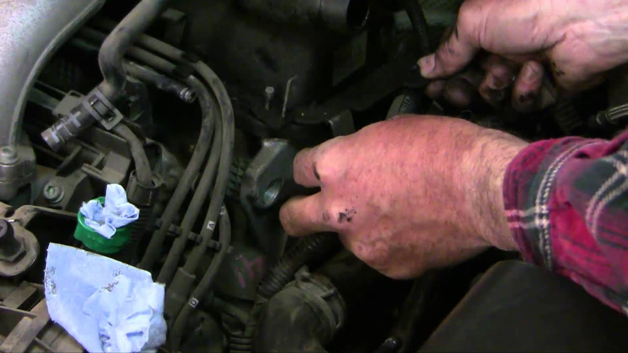 VW Jetta Coolant Leak Repair