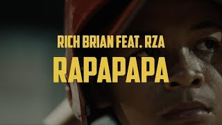 Rich Brian ft. RZA - Rapapapa (Lyric Video)
