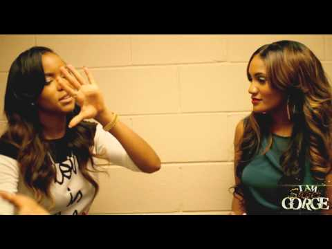 SUPERGORGE TV: ASHLEY SILVA INTERVIEWS LETOYA LUCKETT