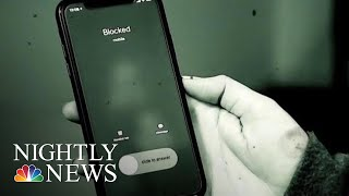 Virtual Kidnapping Scam Targeting Families On Social Media | NBC Nightly News