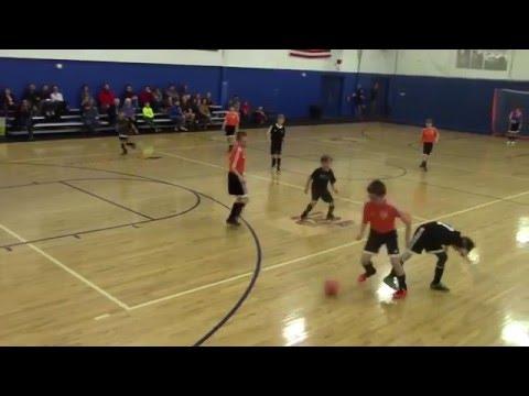 Oregon Warriors vs Madison U11 Black