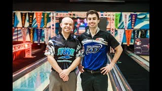 Our First TV Show! - PBA Roth/Holman Doubles