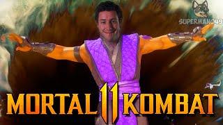 "THE WATERBOY SAVES THE DAY! - Mortal Kombat 11: ""Rain"" Online"