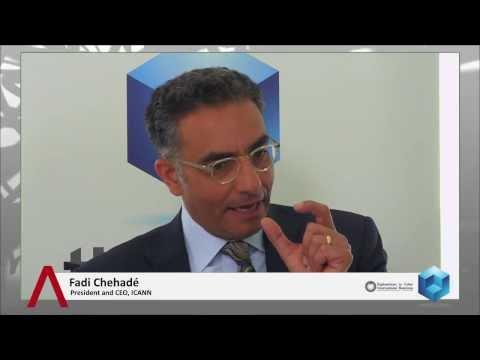 ICANN & Internet governance - Fadi Chehade