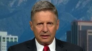 Gary Johnson: Department of Homeland Security needs to go
