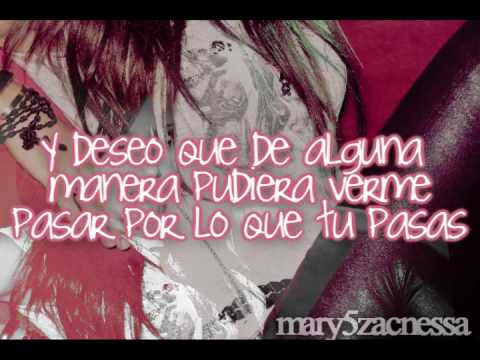 Me Without You - Ashley Tisdale (Traducida al Español)