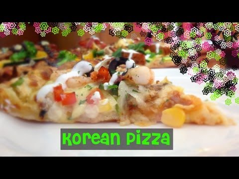 Korean Pizza