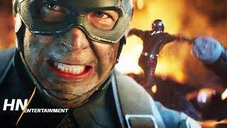 The Secret Battle Between The Avengers & Thanos At Avengers HQ   Avengers: Endgame