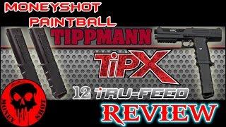 Магазин Tippmann TPX/TCR Tru-Feed 12-Ball Extended Mag (2 pack)