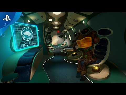 Psychonauts in the Rhombus of Ruin Trailer