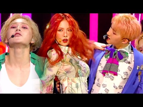 《Debut Stage》 Triple H (트리플 H) - 365 FRESH @인기가요 Inkigayo 20170507