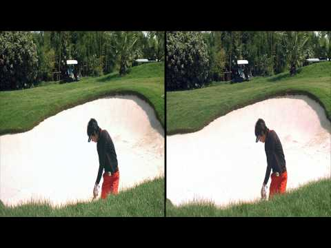 3D DemoV2 pt04 3d sbs Golf superstoreman bysunil