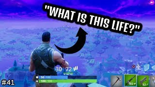 Saddest Moments in Fortnite #41 (TRY NOT TO CRY)